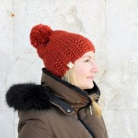 Knitted Hat Patterns | The Phaidra