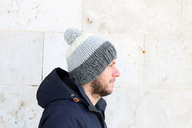 The Hektor Hat Knitting Pattern