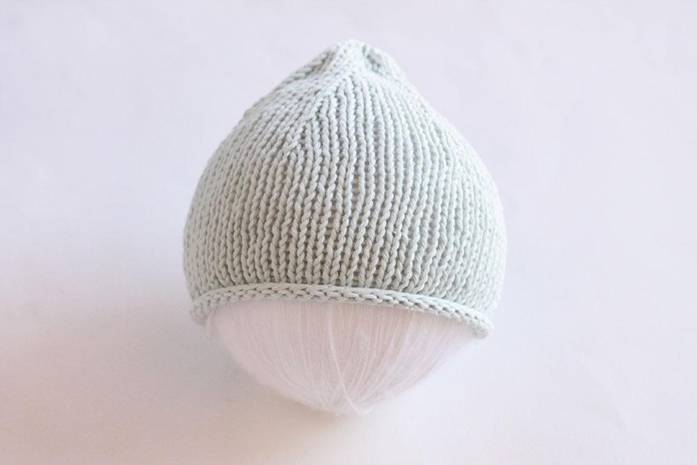 Easy Newborn Knit Hat Pattern Golfclub