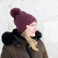The Sofia Hat Knitting Pattern
