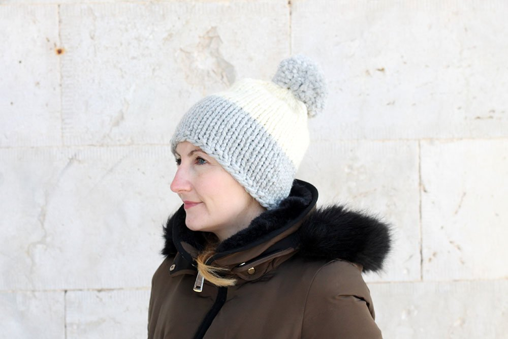 8 Easy Hats To Make For Last Minute Gifts | Free Knitting Patterns ...