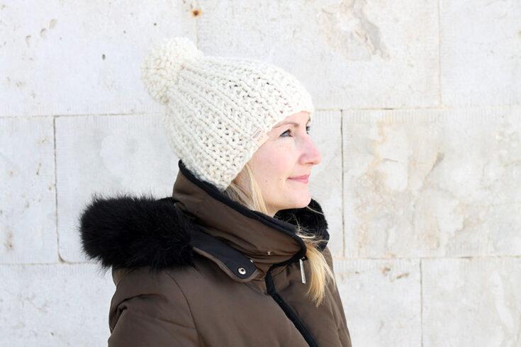 The Aphrodite Hat Knitting Pattern