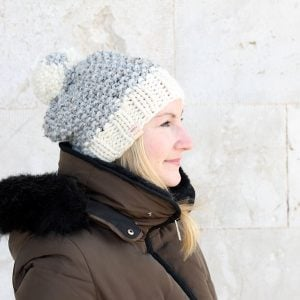 winter hat pattern
