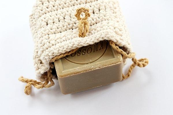Crochet Soap Bag Pattern
