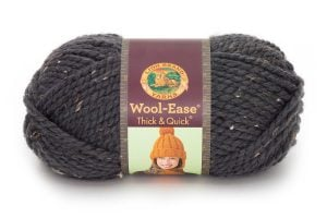 Lion Brand Yarn – Graphite