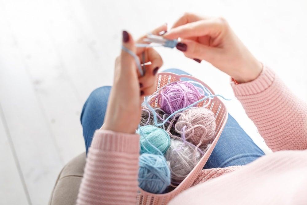 knitting cast on methods