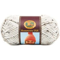 Lion Brand Yarn COMPANY LB135-302 LB135-302 Yarn Hometown Aspen Tweed