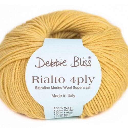 Debbie Bliss Rialto-4-Ply yarn
