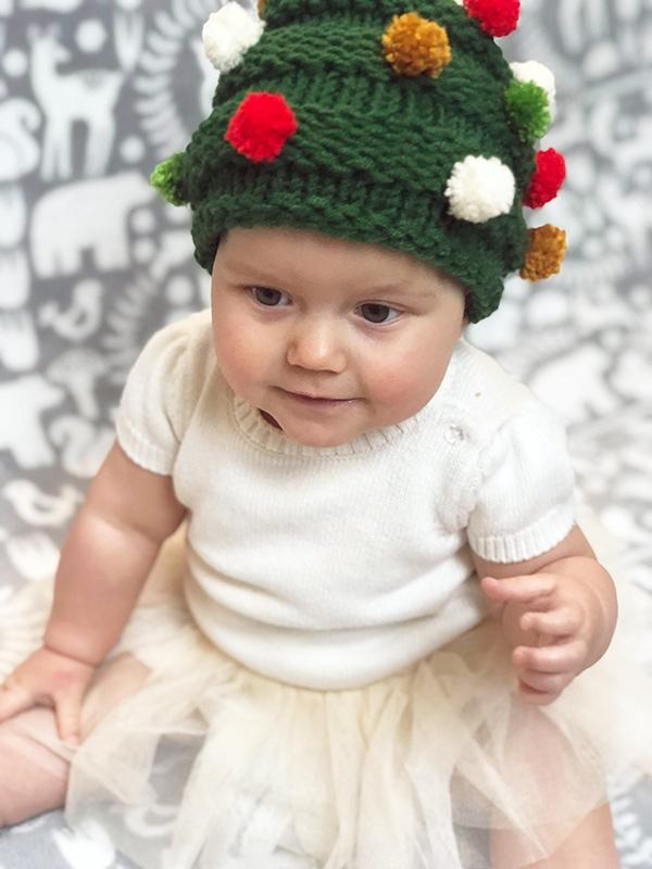 Baby hat free patterns