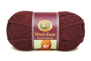 Wool-Ease® Thick & Quick® – Claret – 143