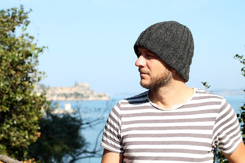 easy mens mariner hat pattern