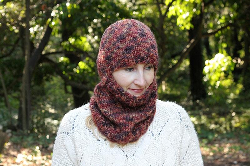 free balaclava knitting pattern