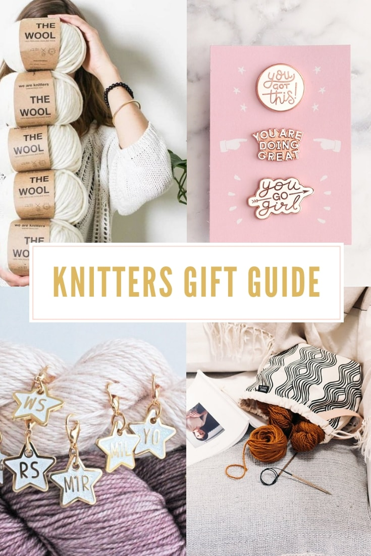 Knitters gift guide