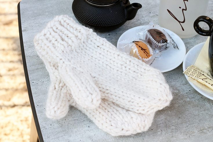 Easy Mittens Knitting Pattern | Free Knitting Patterns ...