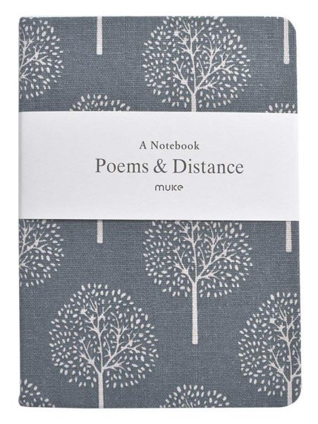 printed notebook for knitters