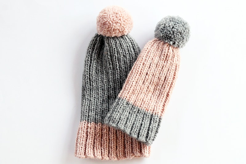 Knit hat patterns free