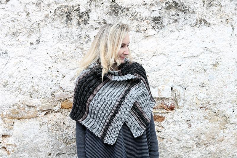 Outlander brianna capelet knitting pattern