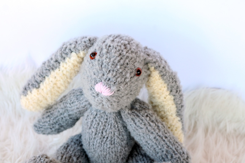 Easter Bunny Pattern | Free Knitting Patterns | Handy ...