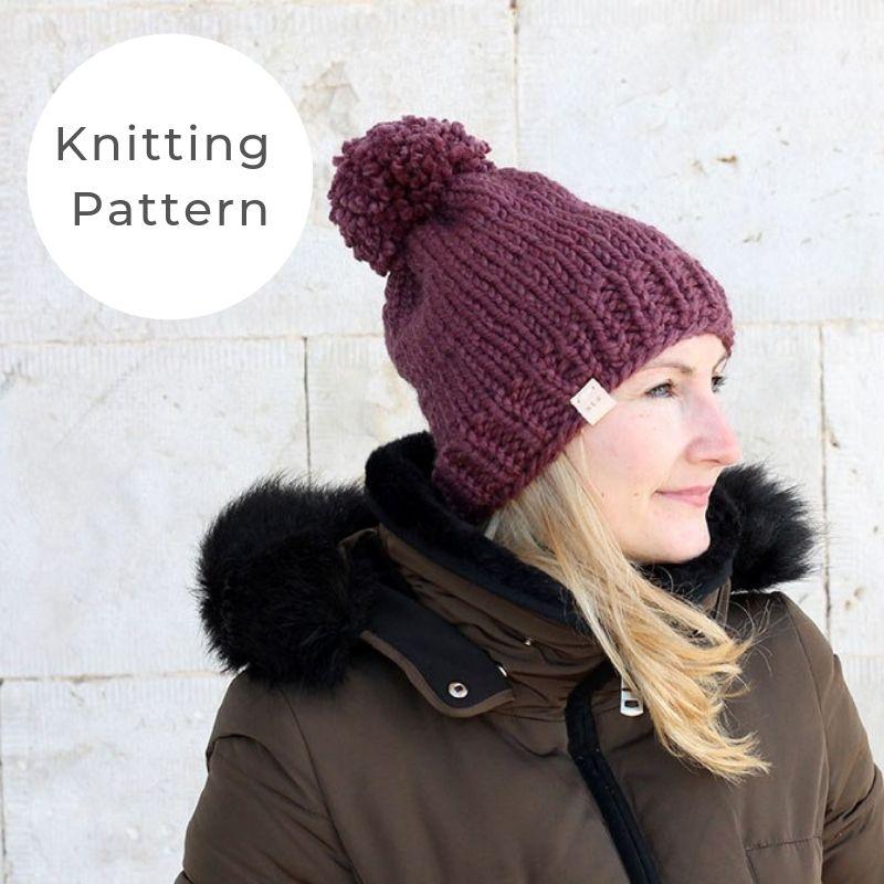 Beginner hat pattern