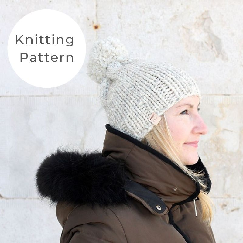 Chunky hat pattern