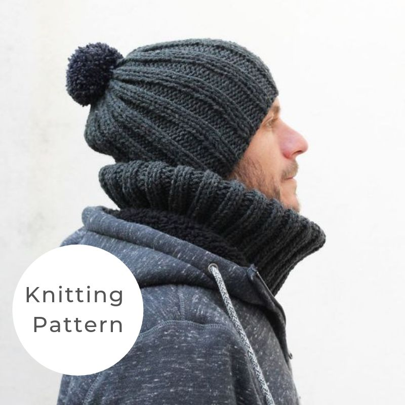 Adonis Hat Knitting Pattern