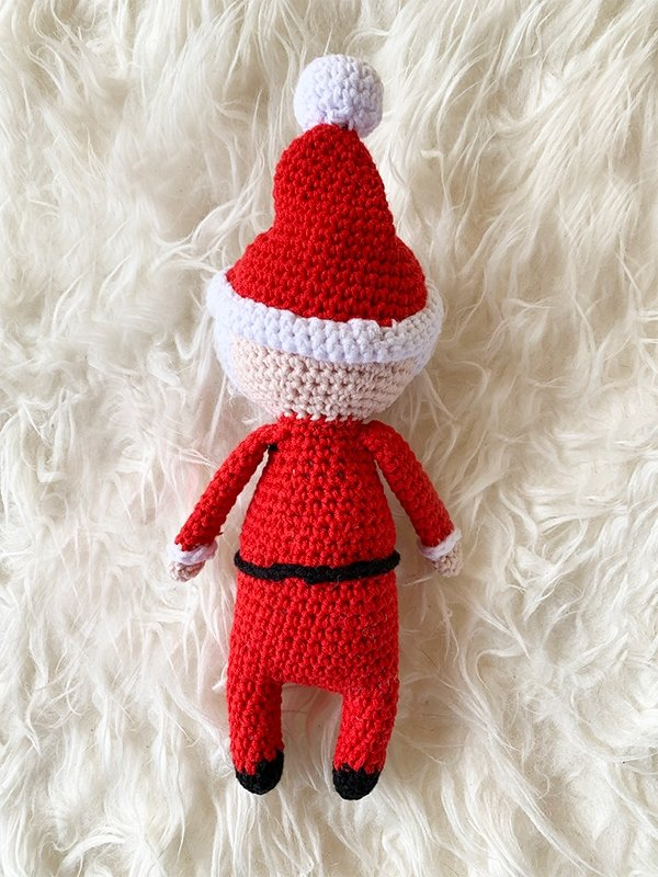 Amigurumi Santa crochet