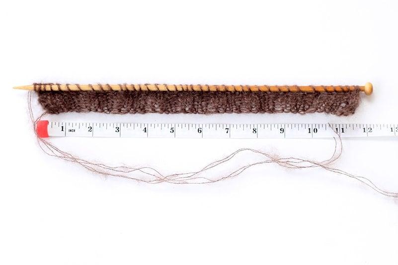 Baby bonnet measurement
