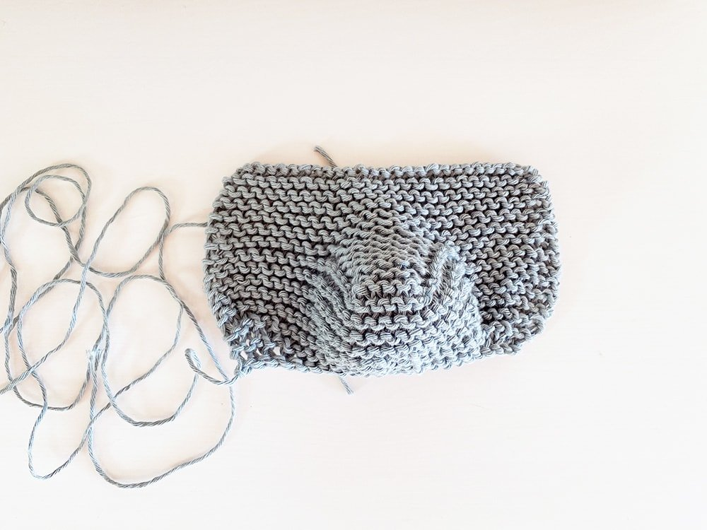 Baby booties step by step 10.1
