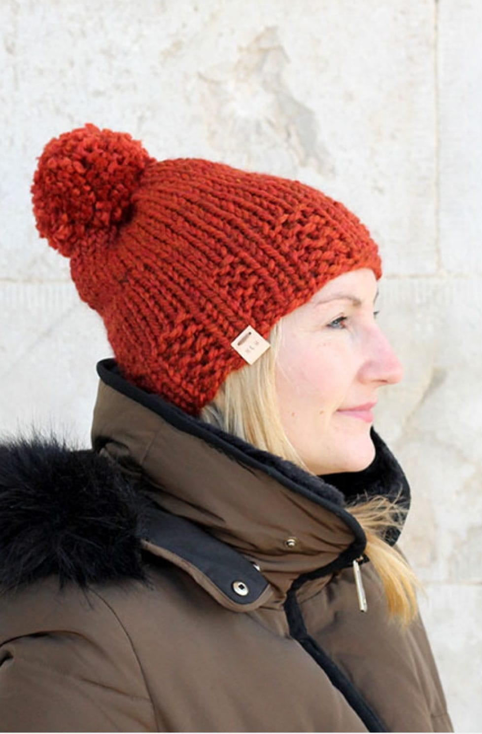 Easy Knitted Hat Pattern | The Phaidra