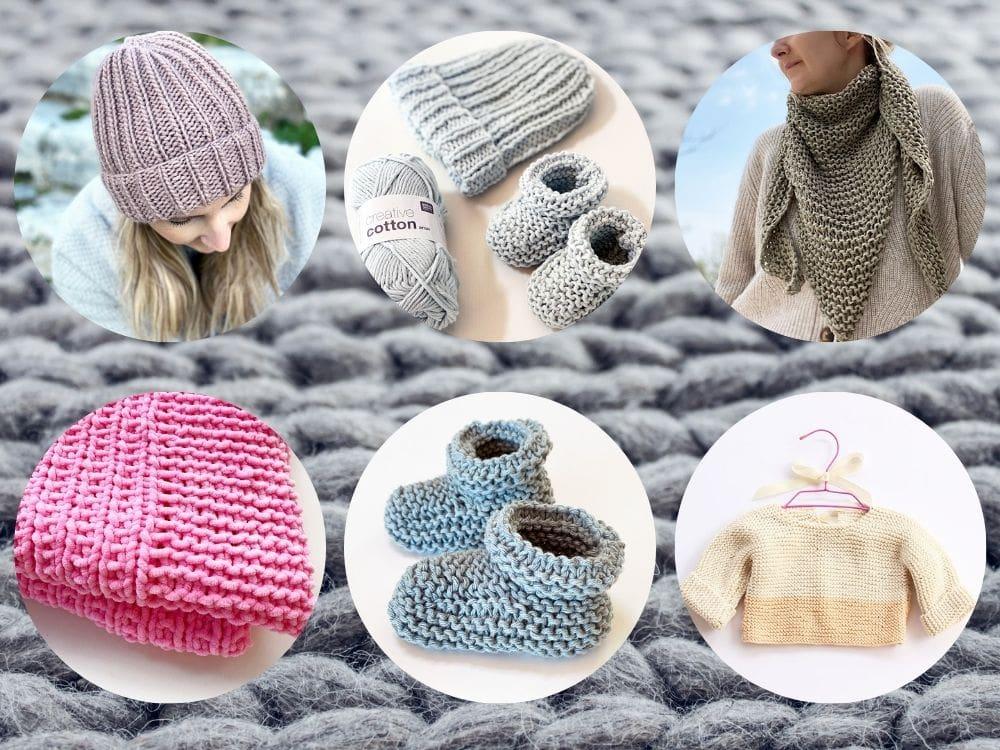 Beginner knits