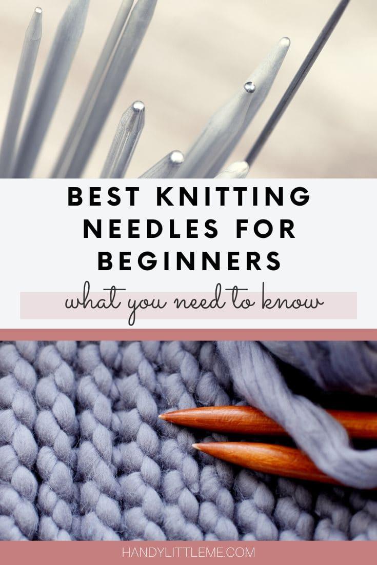 Best knitting needles for beginners
