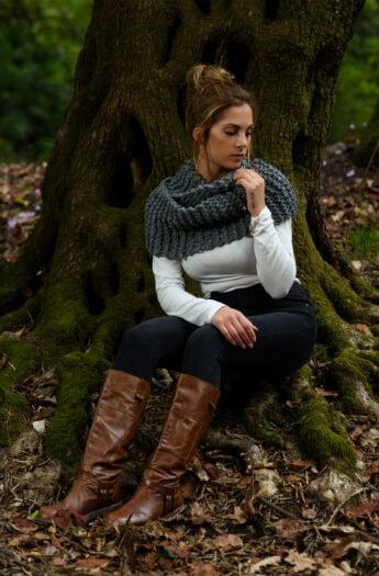 Outlander Scarf | Brianna Fraser Pattern