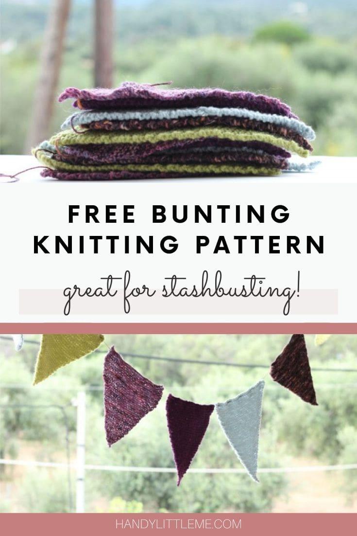 Bunting pattern