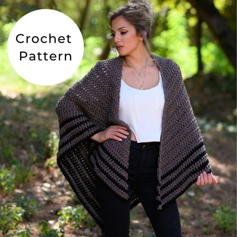 Carolina crochet shawl shop