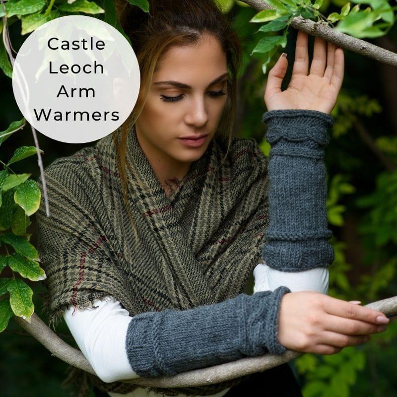 Castle leoch arm warmers