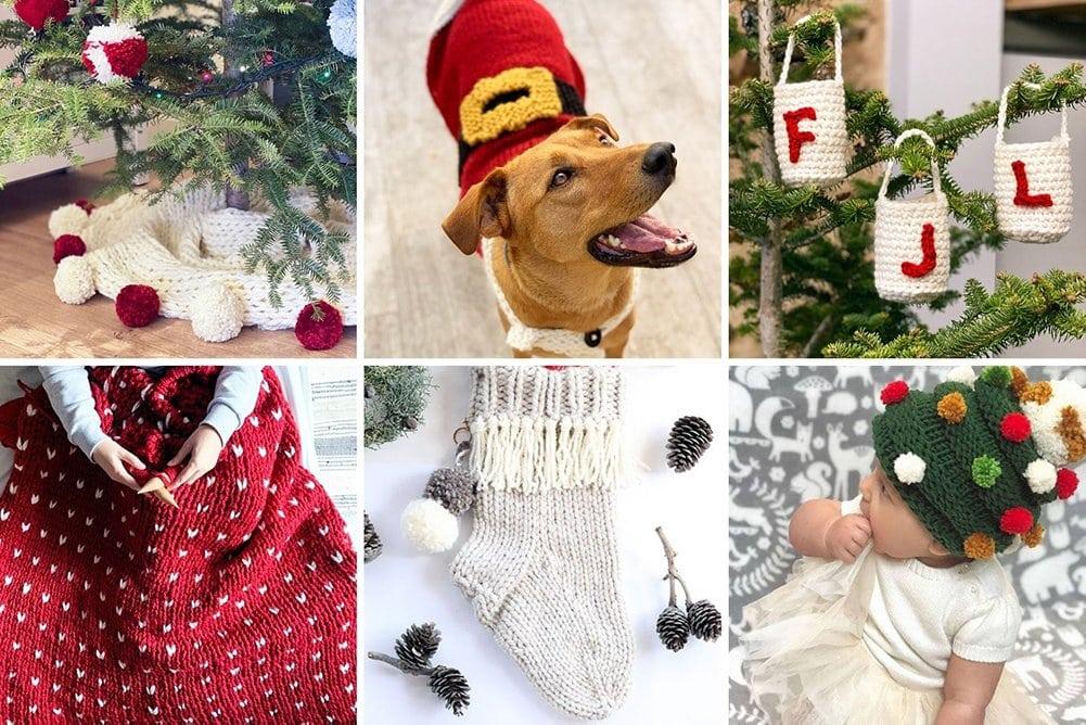 Christmas pattern bundle