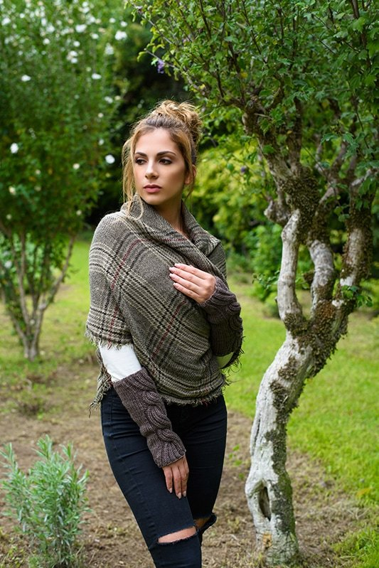 Claire from Outlander arm warmers