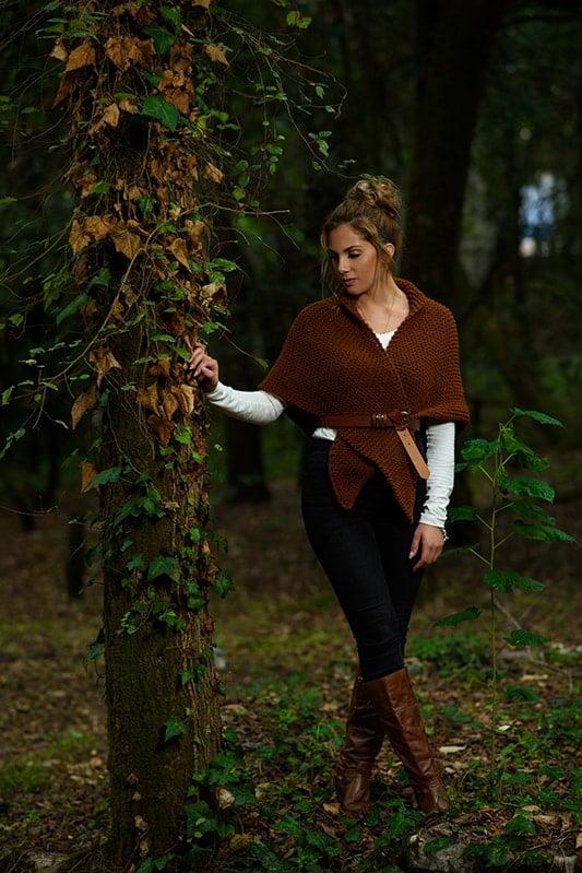 Claires shawl outlander