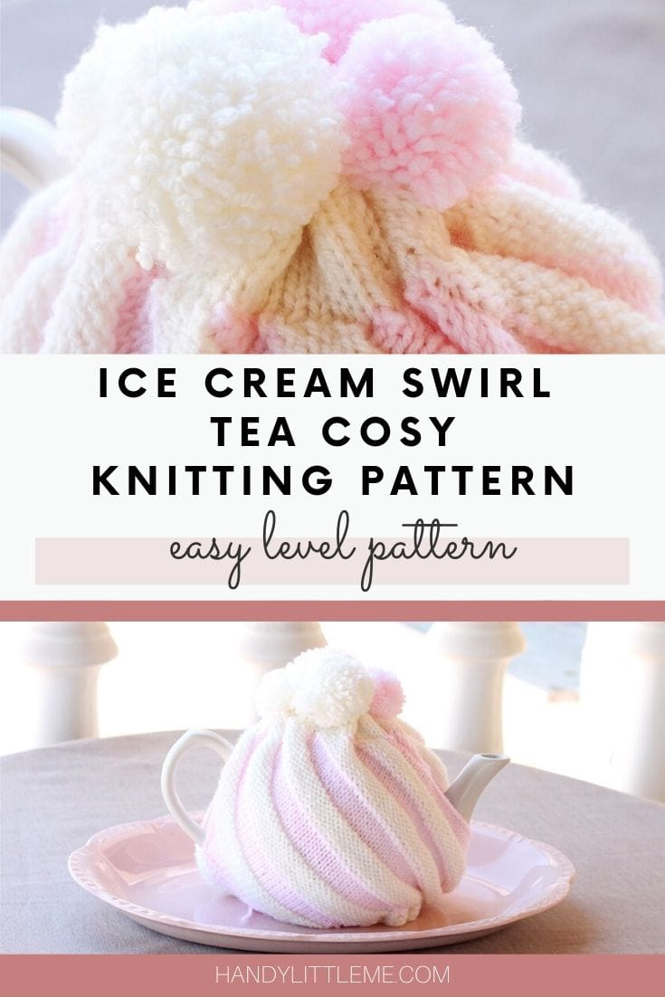 Knitted Tea Cosy Pattern