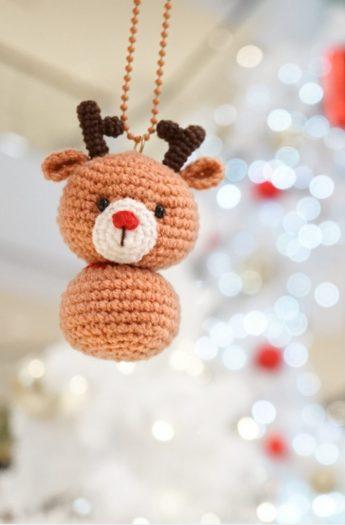 Crochet Christmas Decorations {DIY Ornaments}
