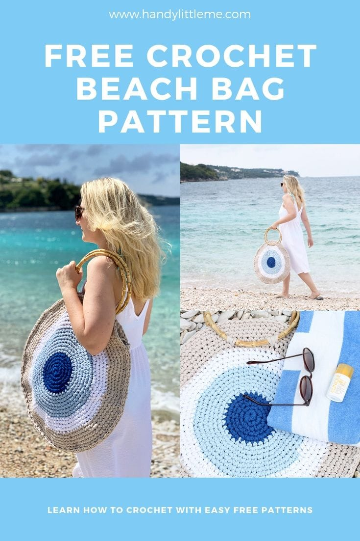 Crochet bag pattern free