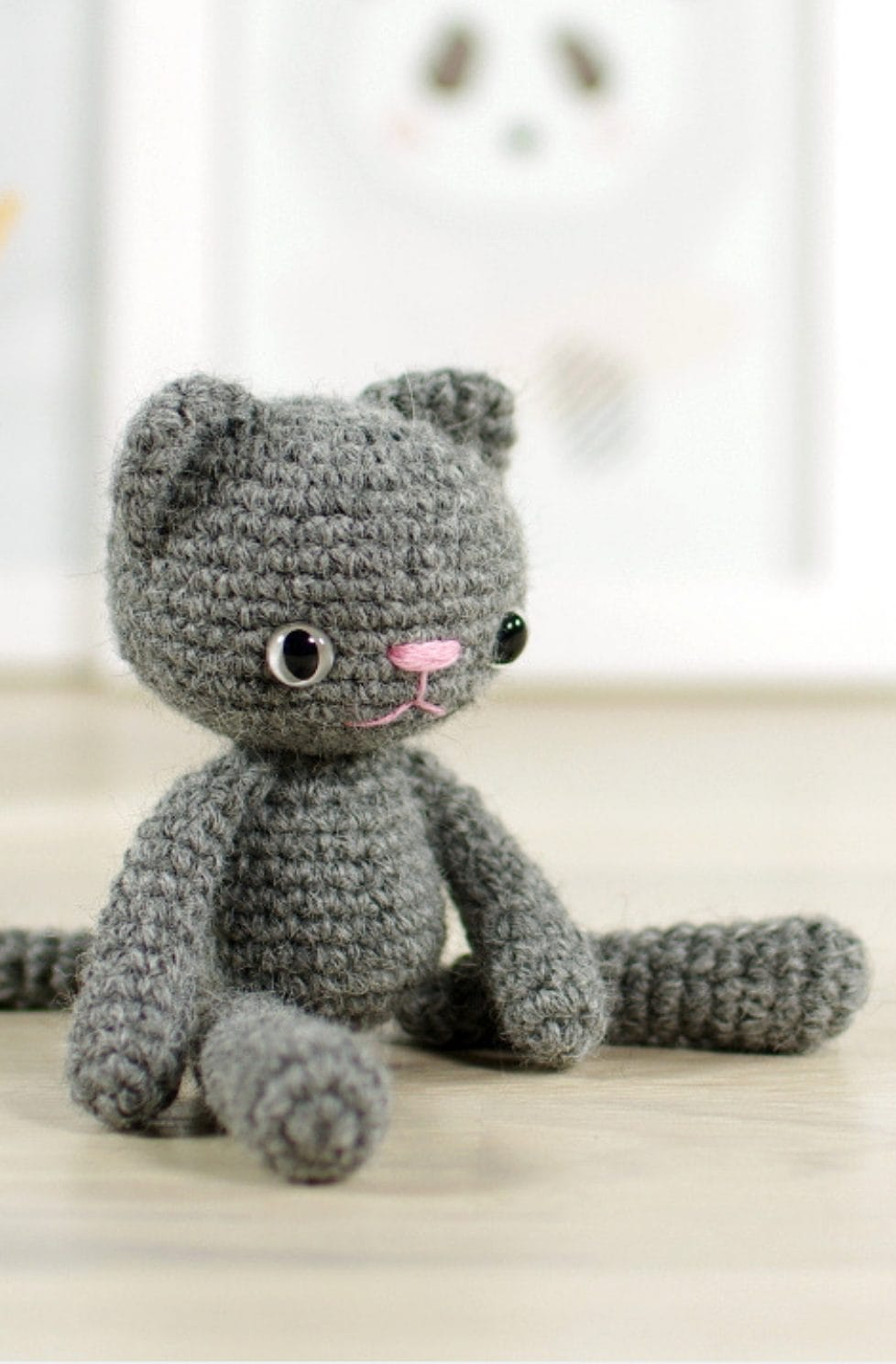 9 Awesome Crochet Cat Patterns