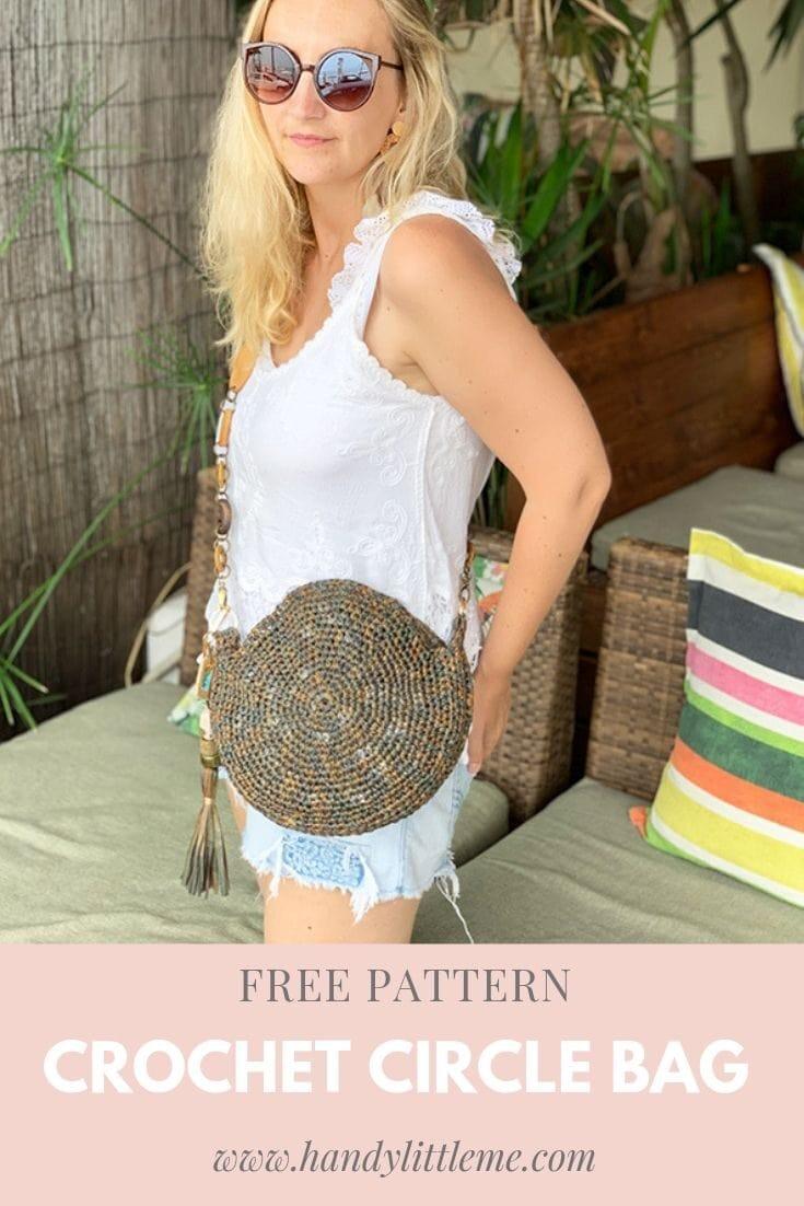 42f2e774480f10 Crochet Bag Pattern | Tiki | Free Knitting Patterns | Handy Little Me