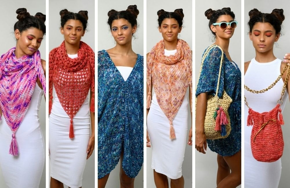 Crochet pattern bundle main image