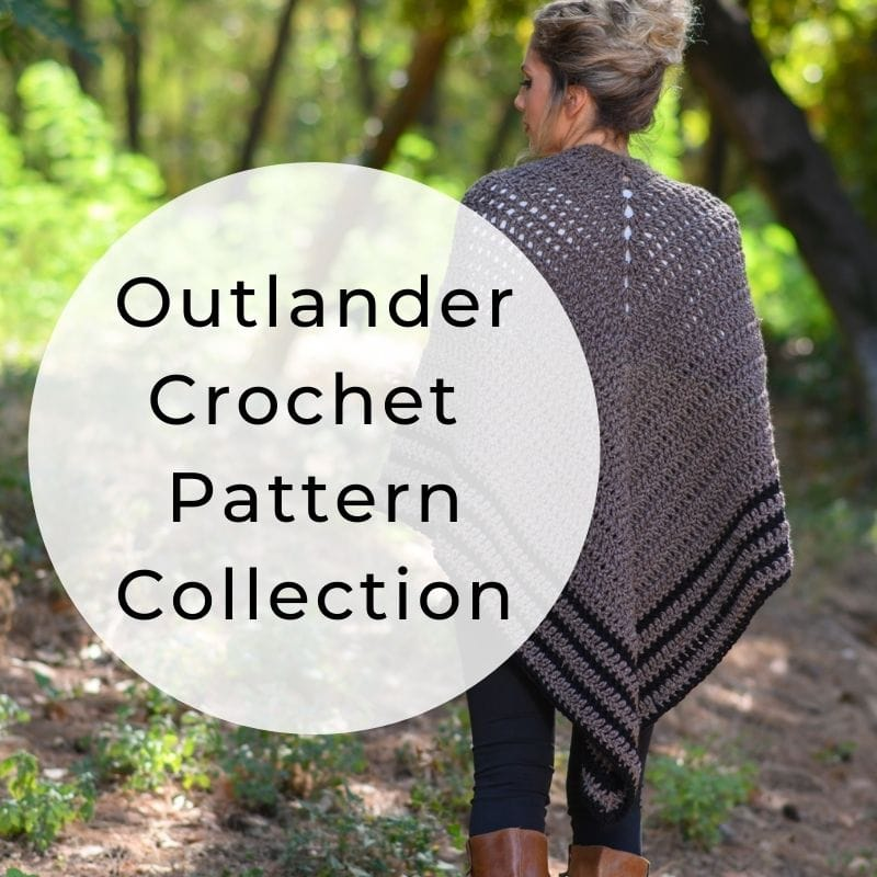 Crochet pattern collection Outlander