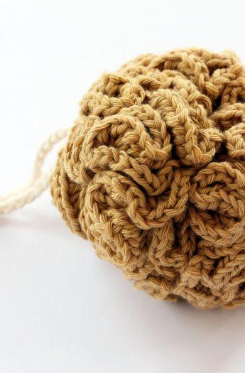 Bath Puff Crochet Pattern