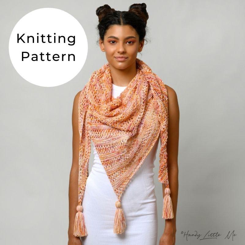 Diana shawl Shop Pattern Image