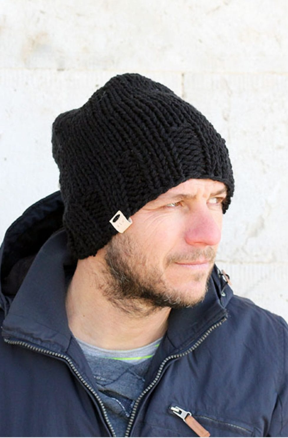 Beanie Hat Pattern | The Diomedes