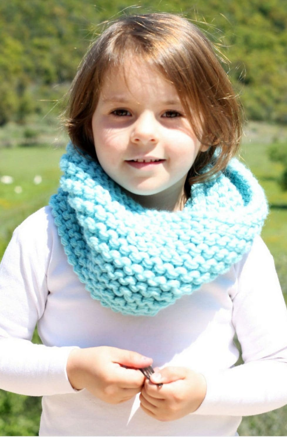 Kids Cowl Pattern