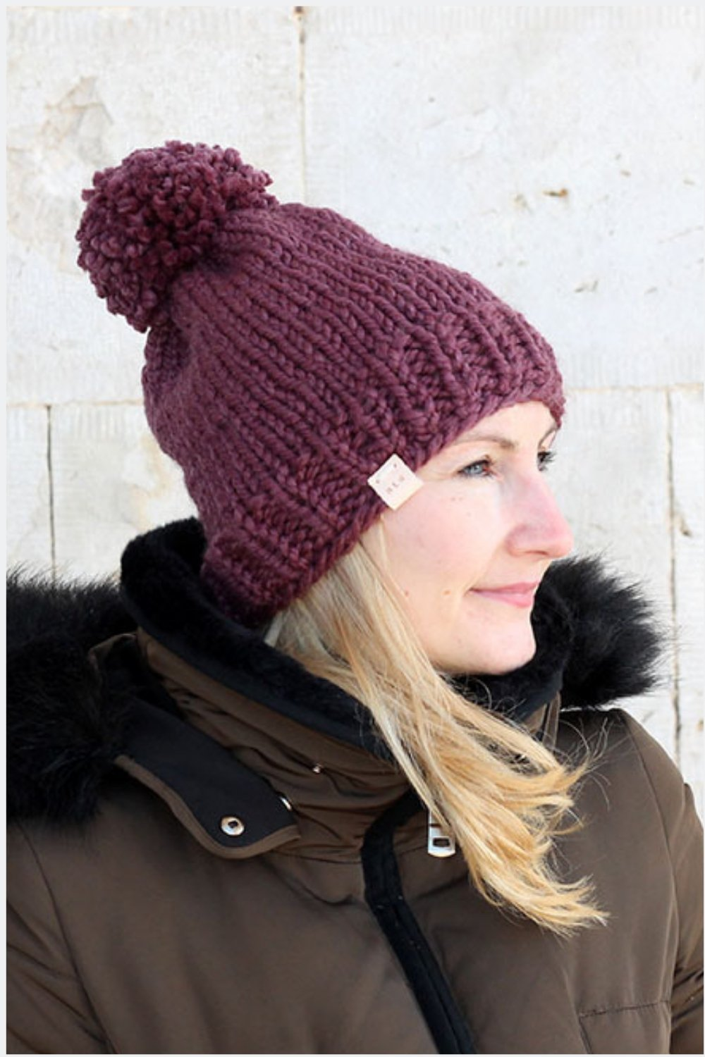 How To Knit A Hat With Circular Needles